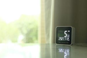 Mejores medidores de CO2 y calidad del aire