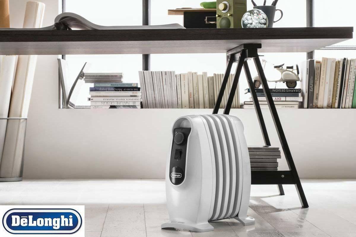 Mejores radiadores DeLonghi eléctricos de aceite