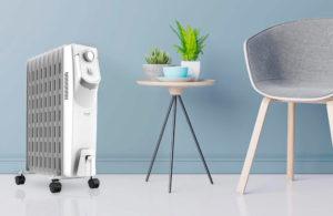 radiador eléctrico cecotec ready warm space 360º salón